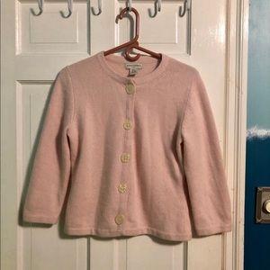 Wool & Angora Sweater!
